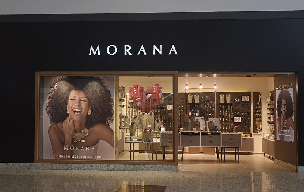 Morana, loja do Grupo Ornatus - Revista Shopping Centers