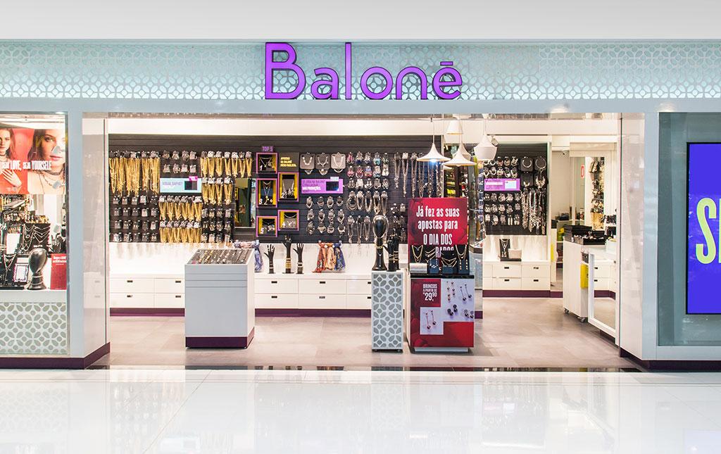 Balonè, loja do Grupo Ornatus - Revista Shopping Centers