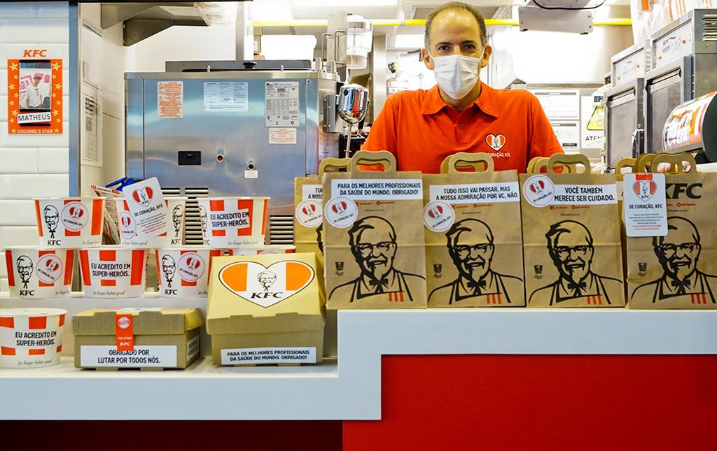 KFC De Coração Empatia do setor varejista - Revista Shopping Centers