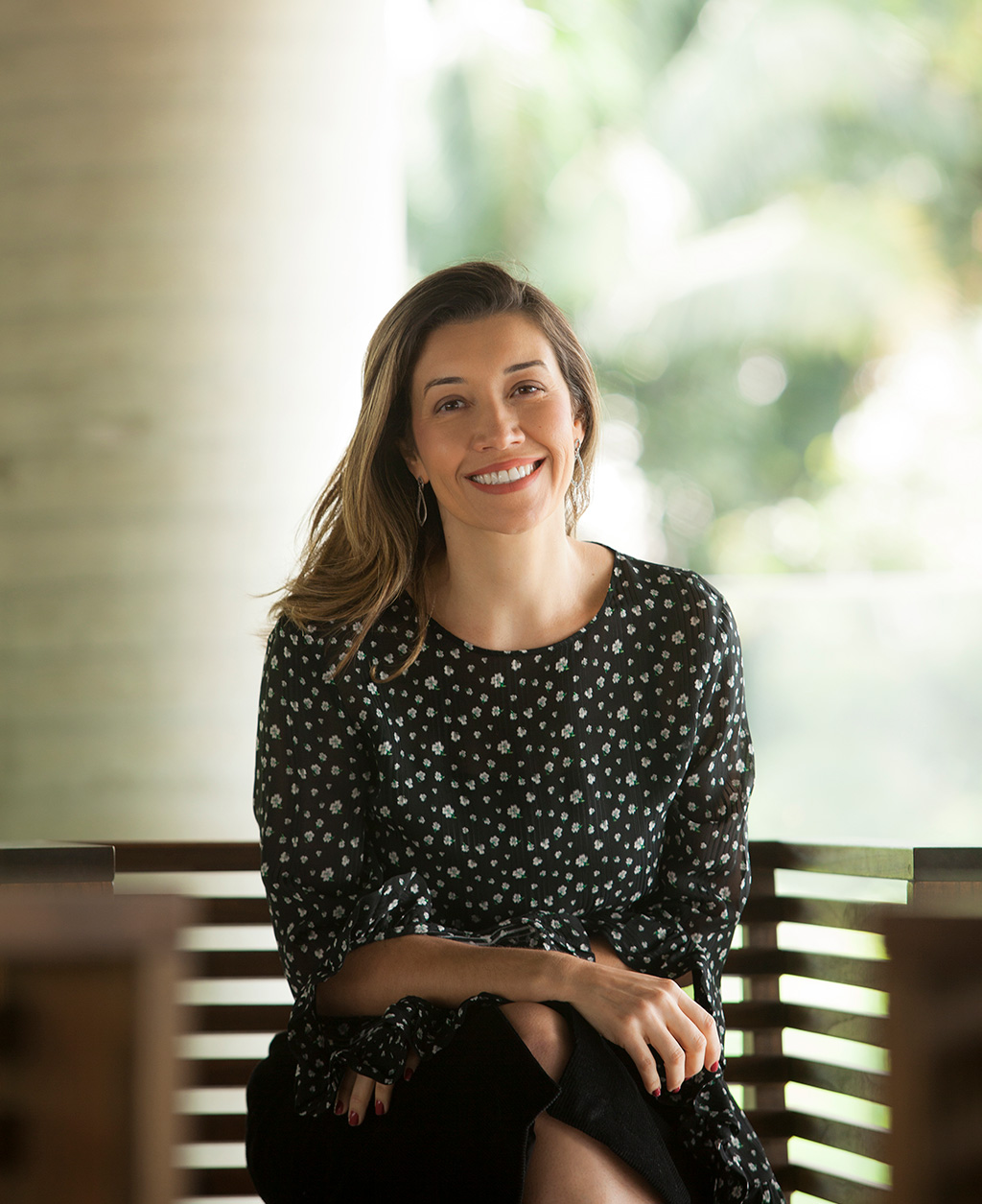 Paula Andrade , vice-presidente de varejo da Natura & Co - Revista Shopping Centers
