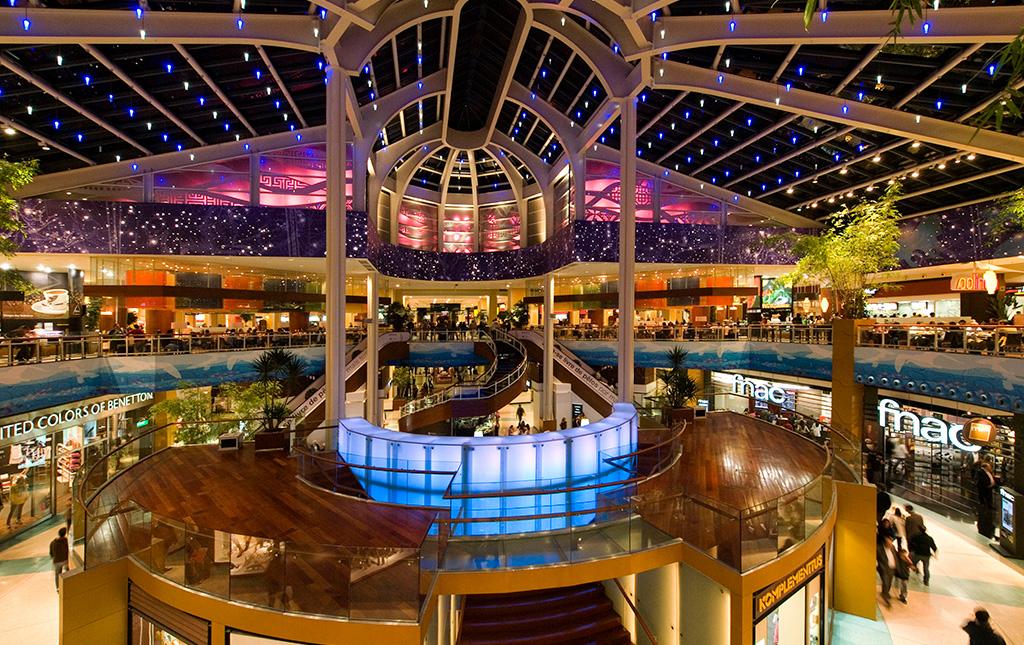 Infraestrutura Centro Colombo pós pandemia - Revista Shopping Centers
