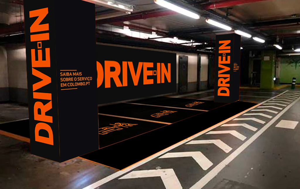 Drive in Centro Colombo - Revista Shopping Centers