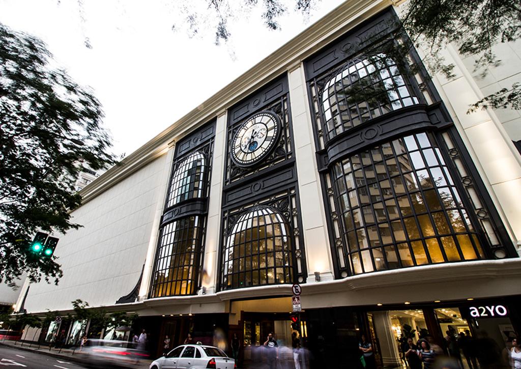 Ações de retomada Ancar Ivanhoe Shopping Pátio Paulista - Revista Shopping Centers