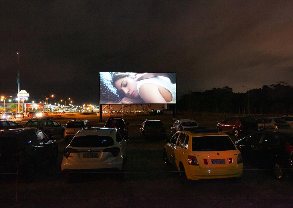 Novas receitas geradas pelos estacionamentos Cine Drive-in - Revista Shopping Centers