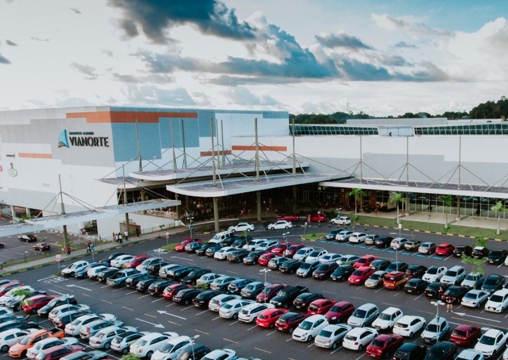 Shopping Manaus ViaNorte Saphyr - Revista Shopping Centers