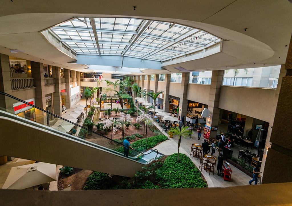 Reformas aceleradas pela pandemia Alpha Square Mall - Revista Shopping Centers