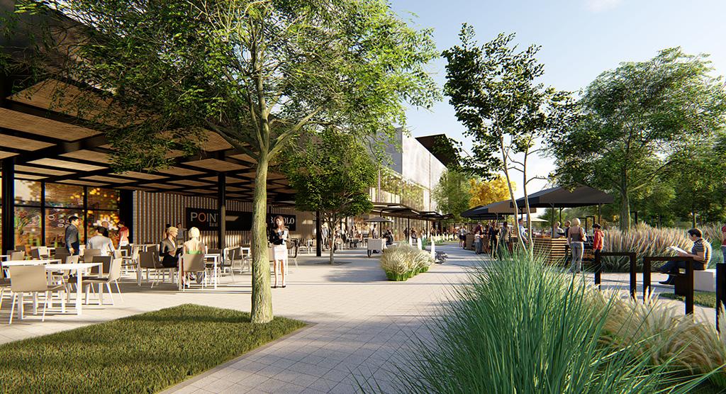 Acia Arquitetura em shoppings de Minas Gerais - Revista Shopping Centers