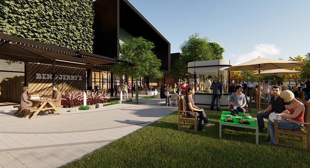 Projetos de revitalização Acia Arquitetura em shoppings de Minas Gerais - Revista Shopping Centers