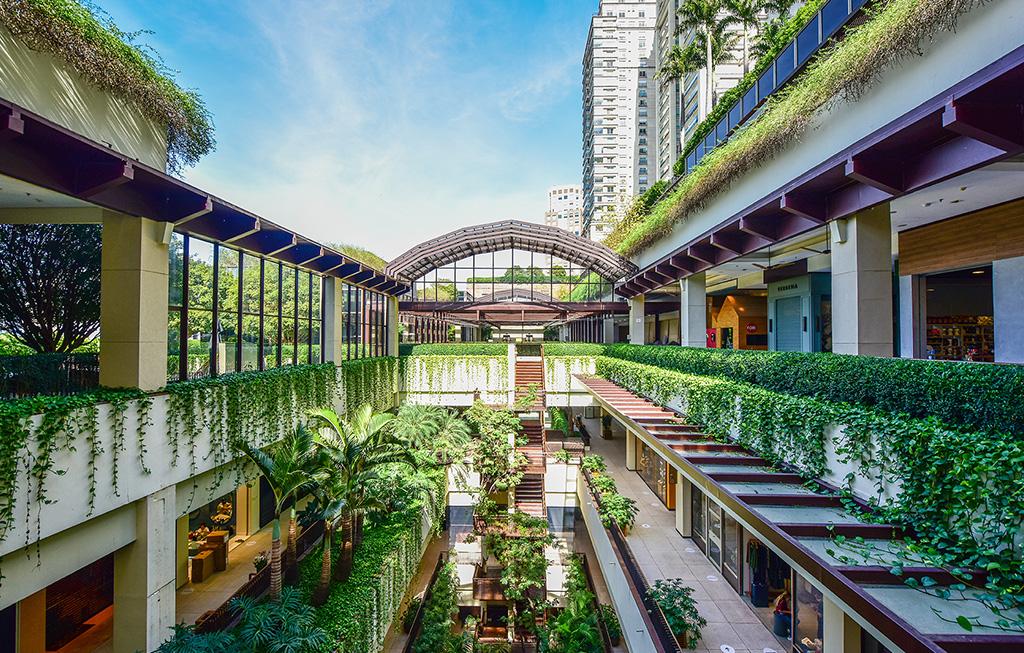 Reformas aceleradas pela pandemia Shopping Cidade Jardim - Revista Shopping Centers