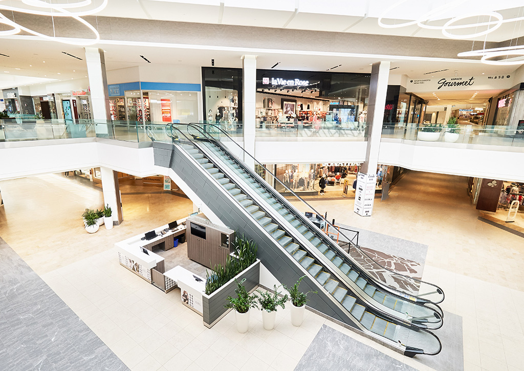 Vendas no Les Galeries de La Capitale - Revista Shopping Centers