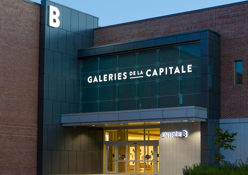 Les Galeries de La Capitale - Revista Shopping Centers