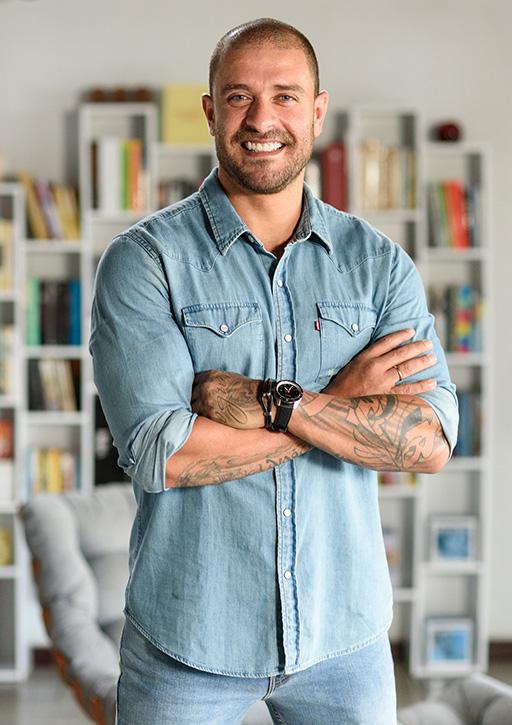 Entrevista Diogo Nogueira - Revista Shopping Centers