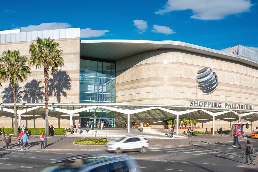 Shopping Palladium Grupo Tacla - Revista Shopping Centers