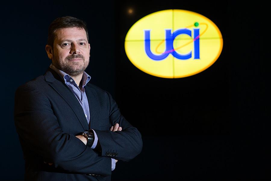 Carlos Marín fala sobre retomada nos cinemas UCI - Revista Shopping Centers