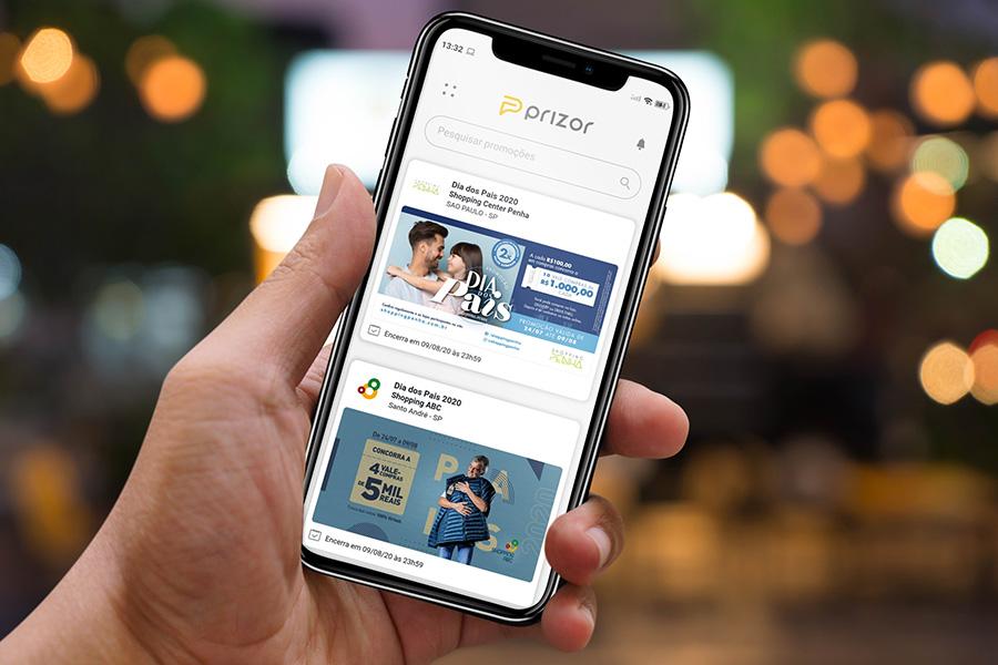 App Prizor Softwares de gestão - Revista Shopping Centers