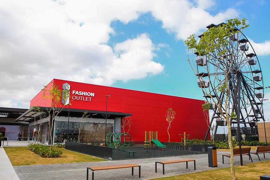I Fashion Outlet Santa Catarina - Revista Shopping Centers