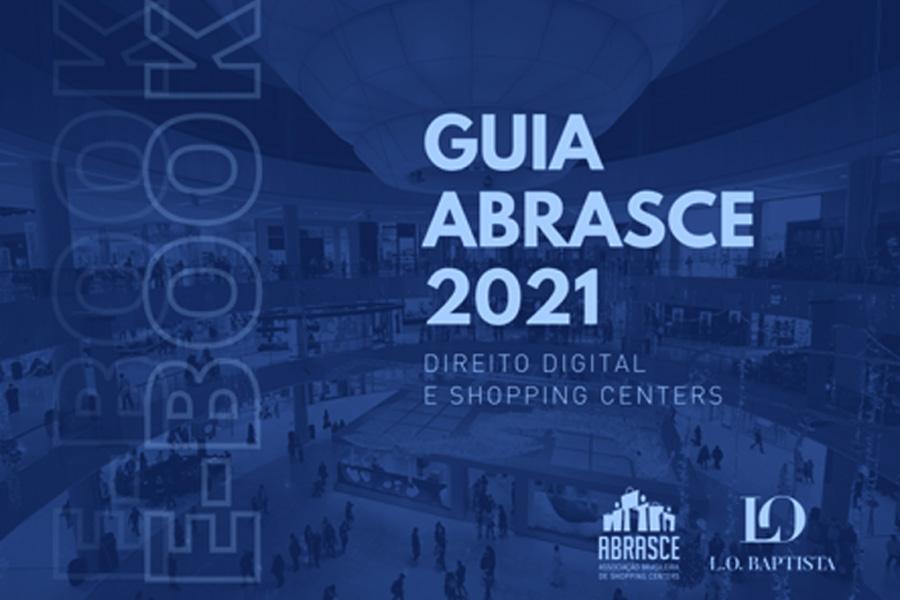 Guia Abrasce 2021 Direito Digital e Shopping centers
