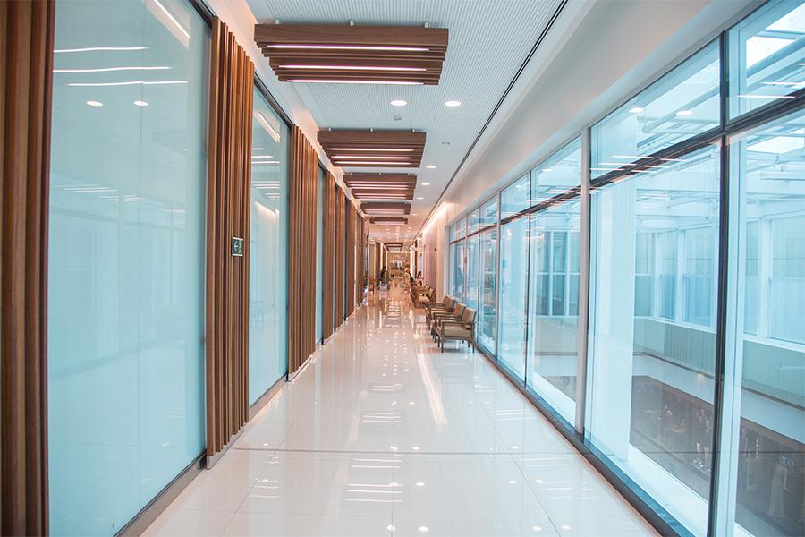 Centro Médico II BarraShopping Multiplan - Revista Shopping Centers