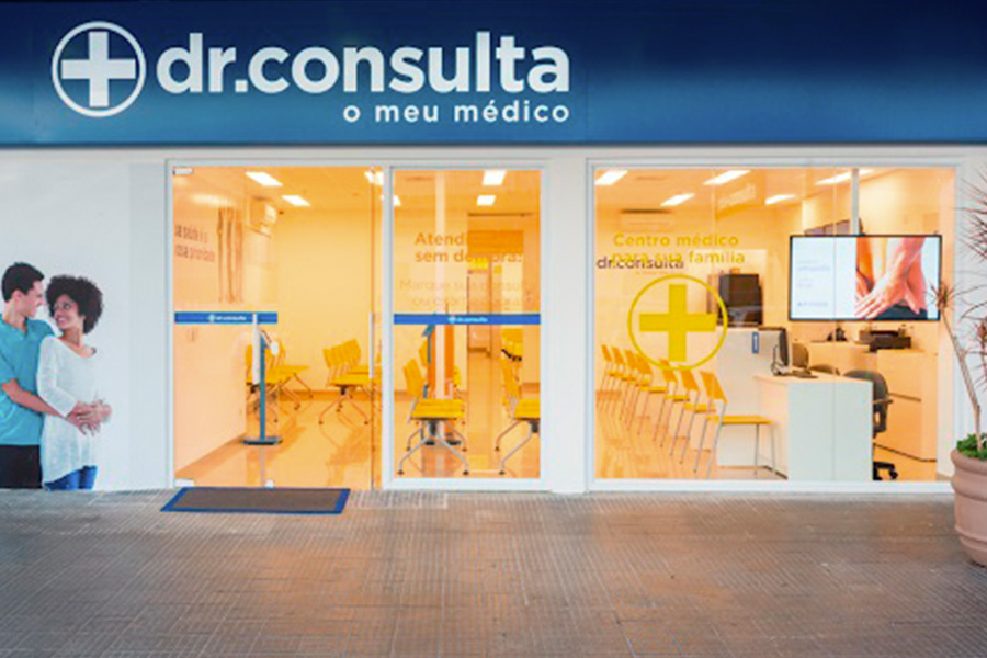Saúde no Mall Dr. Consulta SP Market - Revista Shopping Centers