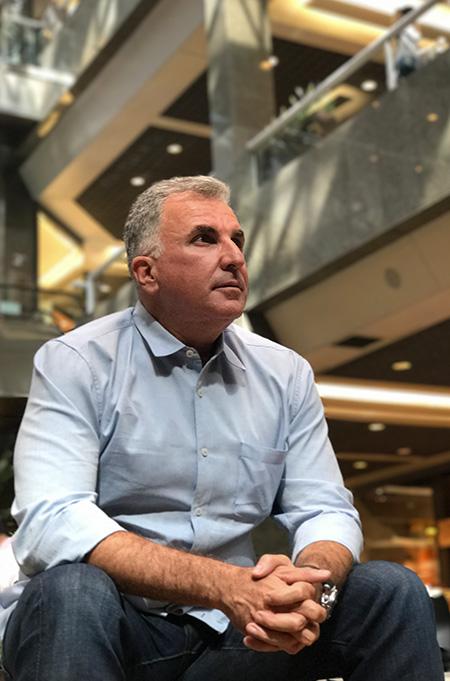 Saúde no Mall Evandro Ferrer CEO Ancar Ivanhoe - Revista Shopping Centers