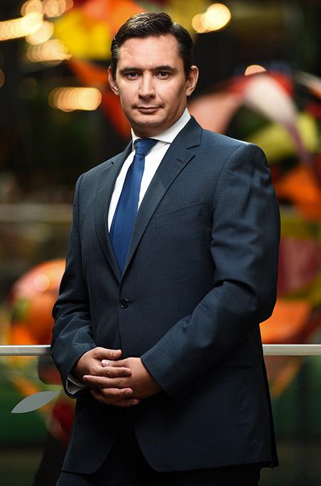 Catalin Cucian, gerente do ParkLake - Revista Shopping Centers