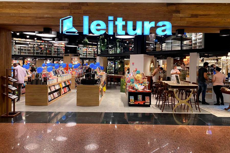Megastore Leitura ParkShopping Brasília - Revista Shopping Centers