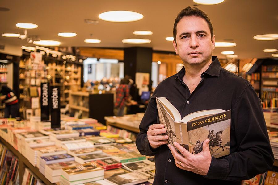 Marcus Teles Sócio-presidente da Leitura - Revista Shopping Centers