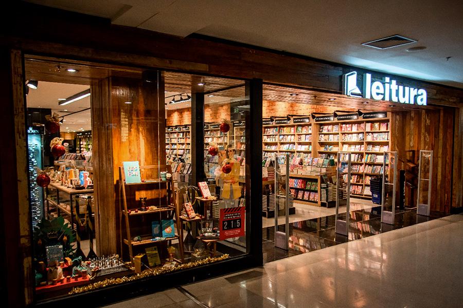 Livraria Leitura Shopping Recife - Revista Shopping Centers