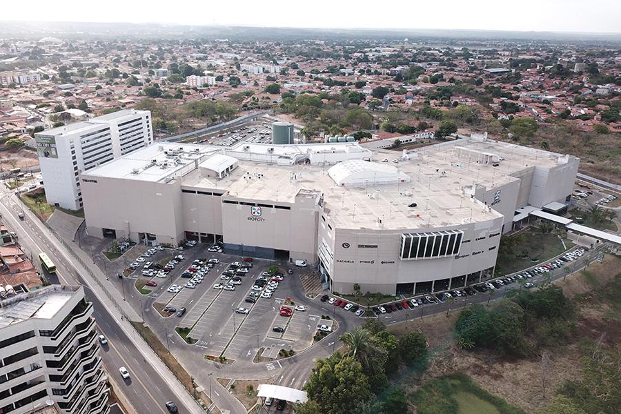 Shopping Rio Poty Grupo Sá Cavalcante - Revista Shopping Centers