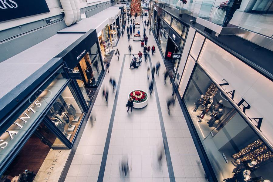 Segurança dos shoppings em tempos de pandemia -