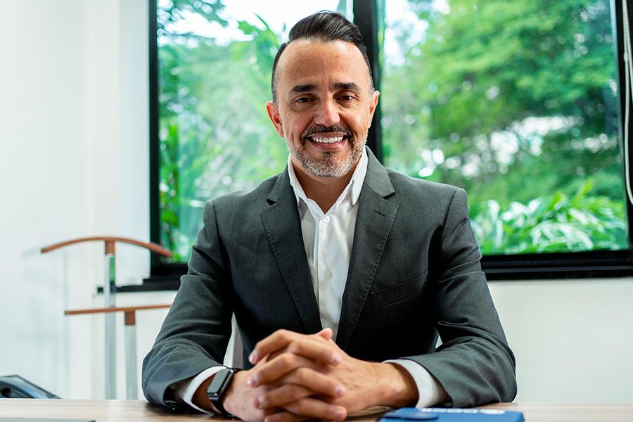 Marcelo Voltolin Diretor de Operações Gocil - Revista Shopping Centers