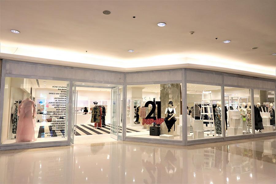 Club21 Gaysorn Village - Revista Shopping Centers