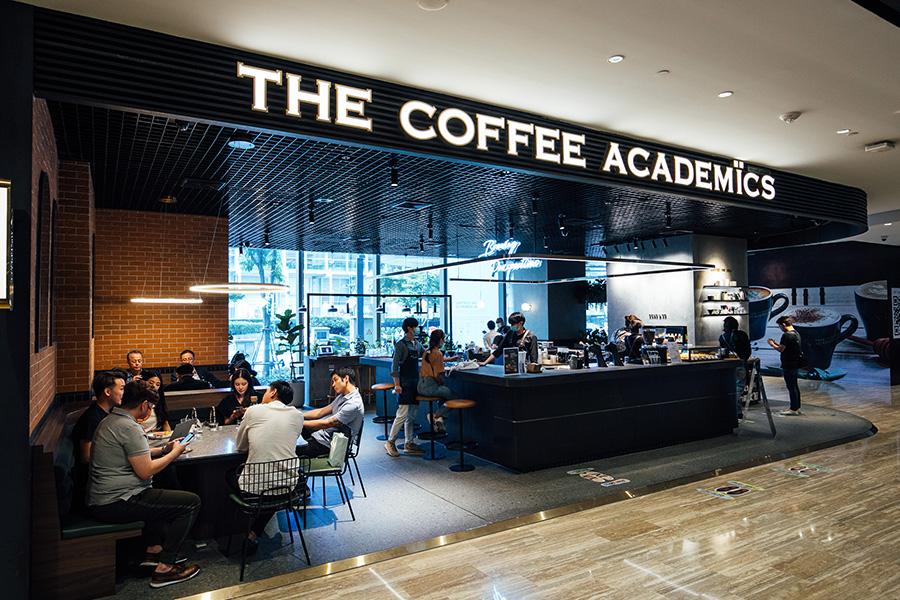 The Coffee Academics - Revista Shopping Centers