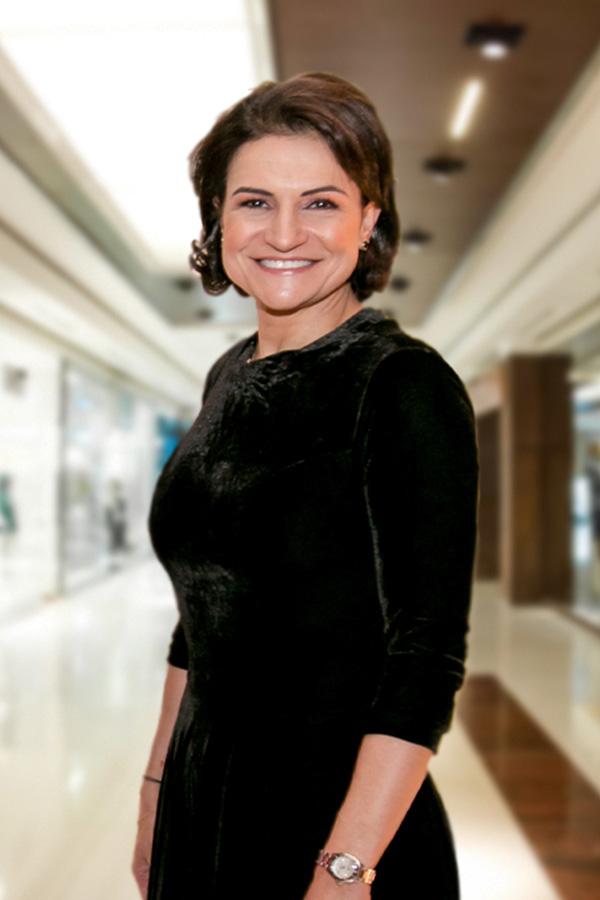 Mulheres do setor Daniela Baruch - Revista Shopping Centers