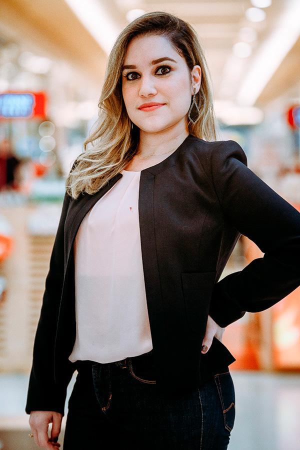 Mulheres do setor Tatyanne Faneco - Revista Shopping Centers
