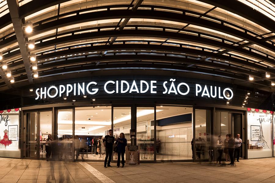 CCP Shopping Cidade São Paulo - Revista Shopping Centers