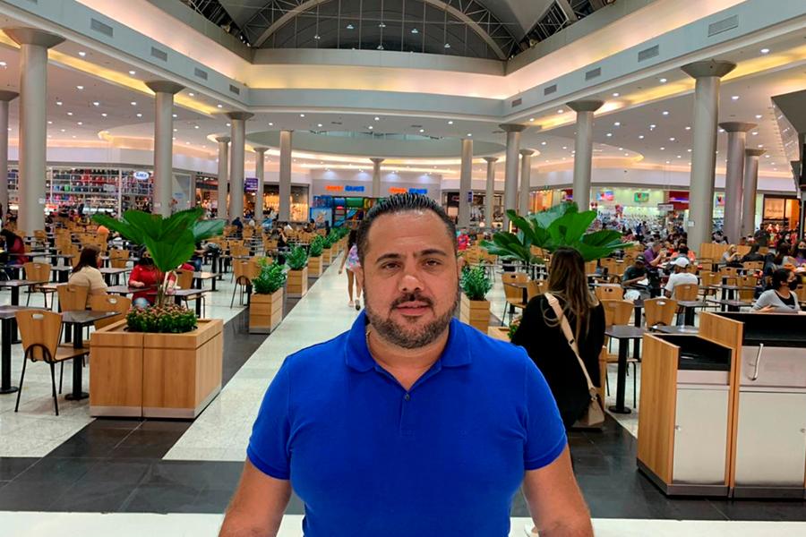 Cleber Broch Prevenção e combate a incêndios nos shoppings - Revista Shopping Centers