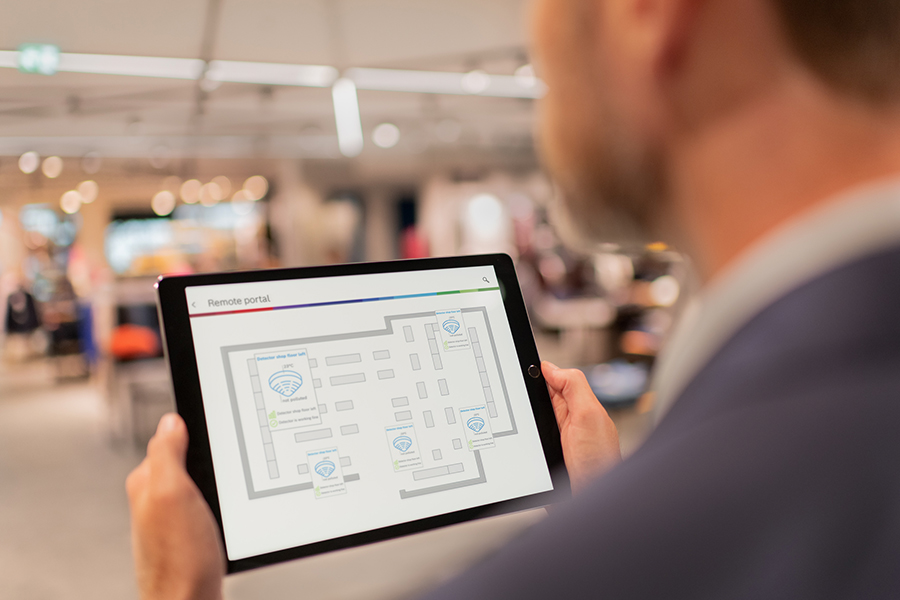Soluções Bosch Software de Programação Remota - Revista Shopping Centers