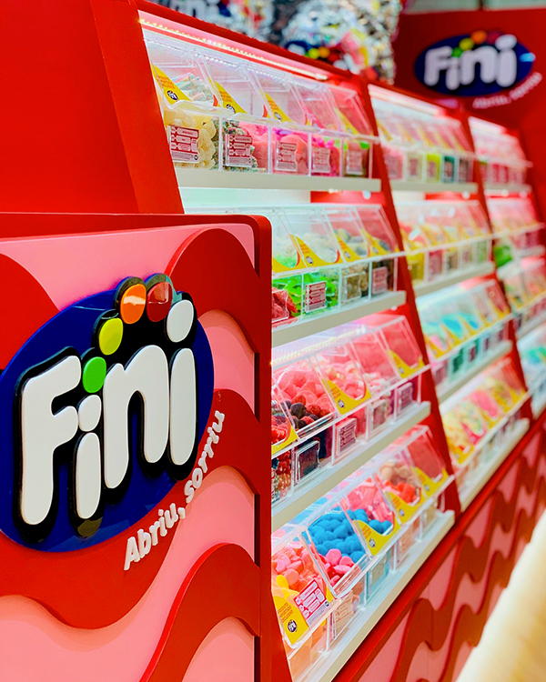 Quiosque Fini - Revista Shopping Centers