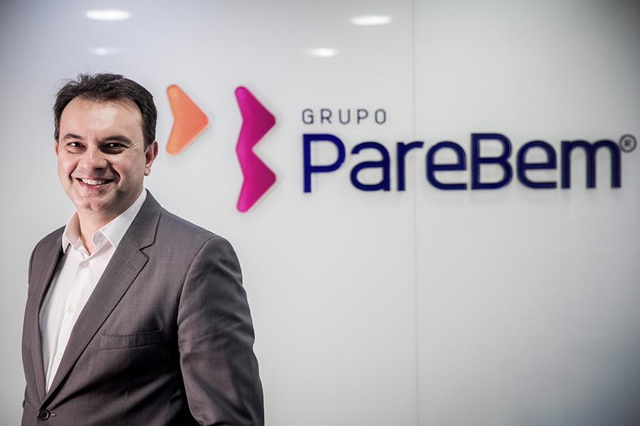 Marcelo Nunes, Ceo da PareBem fala sobre estacionamento de shoppings - Revista Shopping Centers
