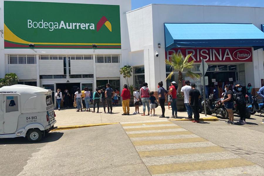 Bodega Aurrera Plaza Bella Oaxaca - Revista Shopping Centers
