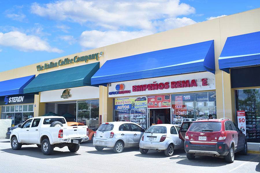 Fachada Plaza Bella Oaxaca - Revista Shopping Centers