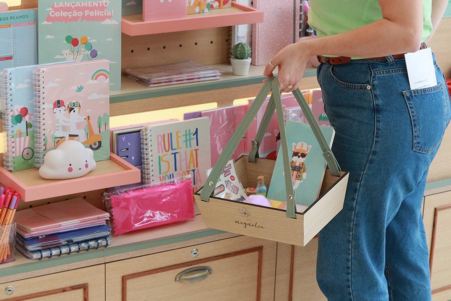 Produtos Magnólia Papelaria - Revista Shopping Centers