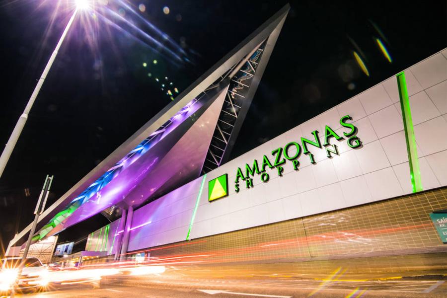Amazonas Shopping 45 anos Abrasce - Revista Shopping Centers